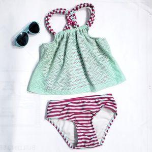 Circo Toddler Tankini Size 2T